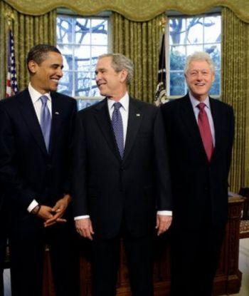 წერილები, რომლებსაც აშშ-ის ახალი პრეზიდენტები მათი წინამორბედებისგან იღებენ
