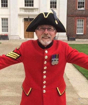 """ბრიტანელი სამხედრო ვეტერანის საოცარი ისტორიები: """"მიმაჩნია, რომ საქართველო ჩემი მეორე სამშობლოა"""""""