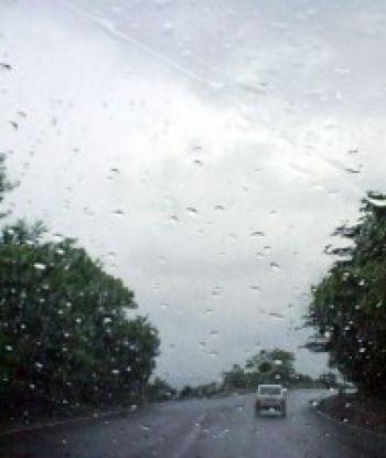 საქართველოში დღეს, დღის მეორე ნახევრიდან წვიმა და ელჭექია მოსალოდნელი