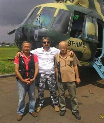 მილიონი დოლარი ქართველი მფრინავის გამოსახსნელად - ახალი დეტალები კონგოში დატყვევებული სოსო ოსურაულის შესახებ