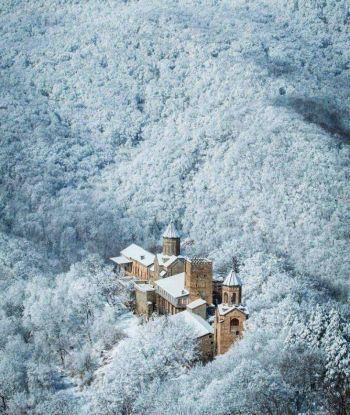 6 ზღაპრული ადგილი საქართველოში, რომელიც ზამთარში აუცილებლად უნდა ნახოთ